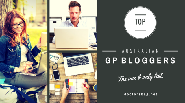 Top Australian GP Bloggers 2015