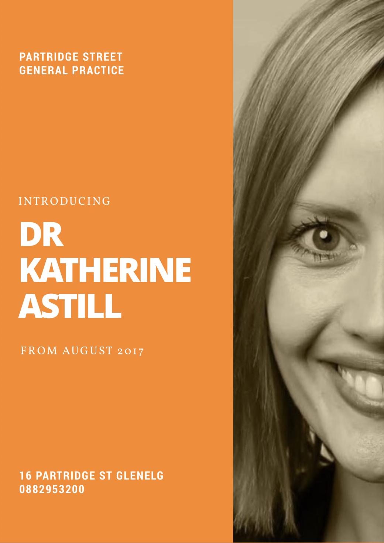 Dr Katherine Astill 1