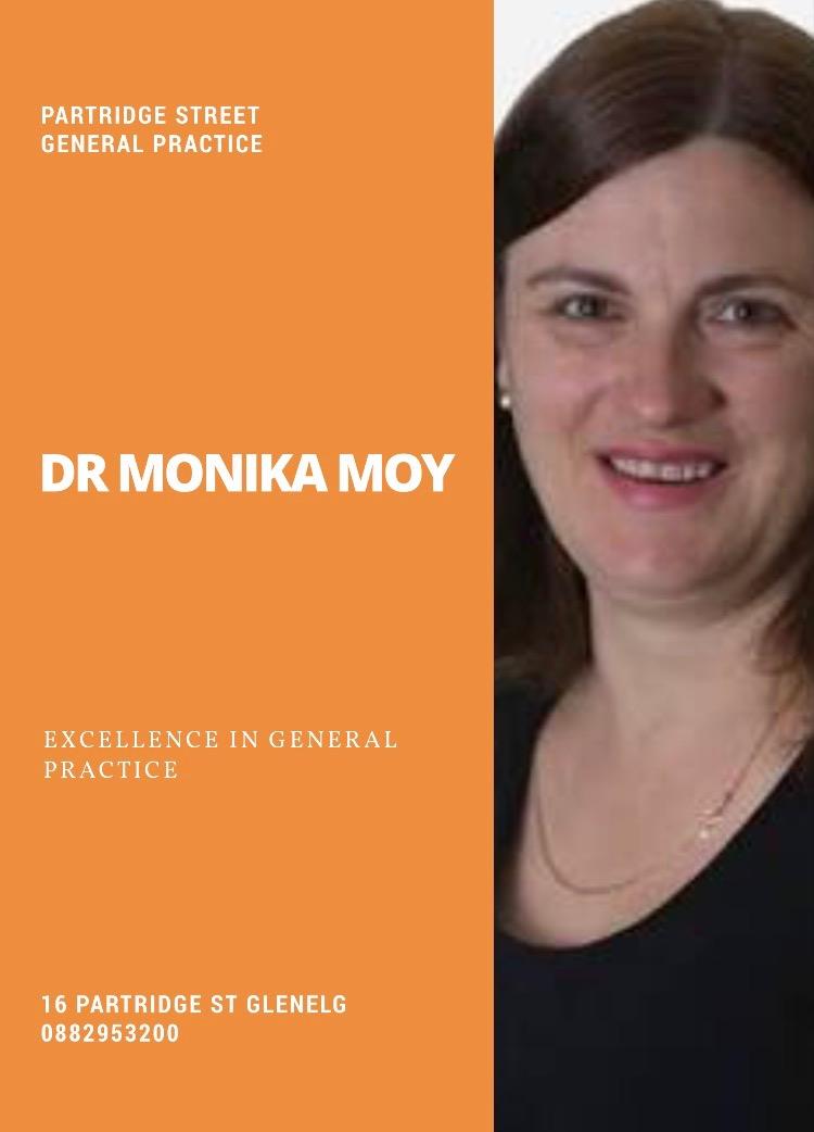 Dr Monika Moy