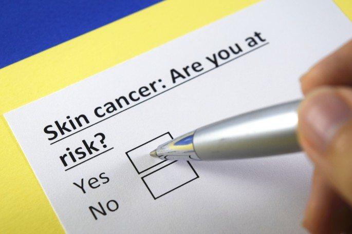 Skin cancer check risk dr Nick Mouktaroudis