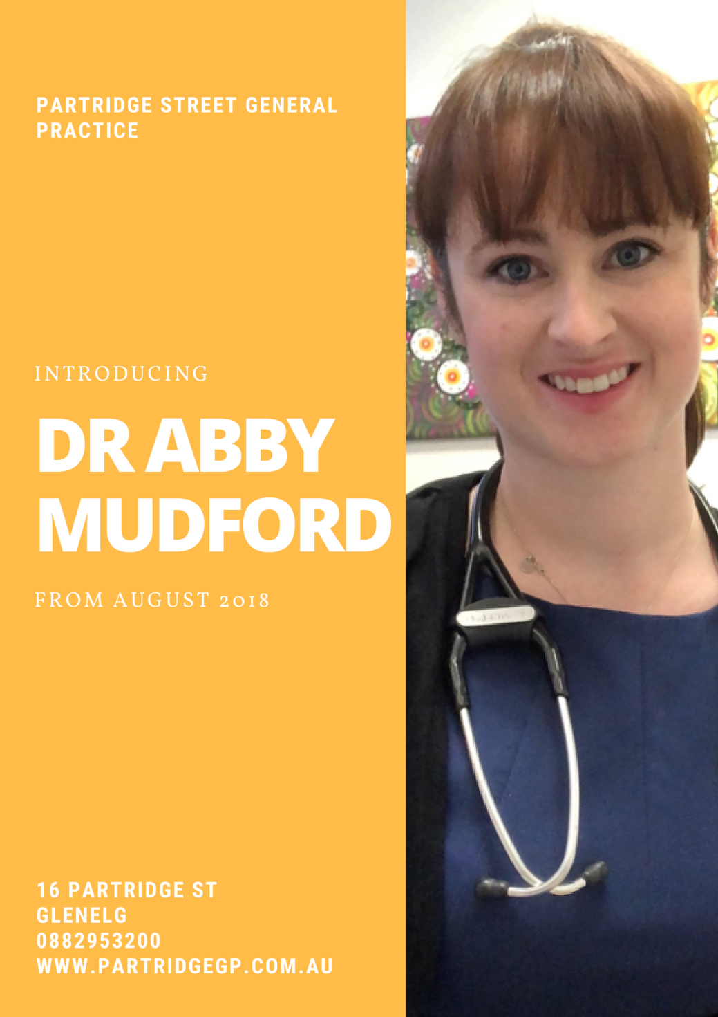 dr abby mudford at Partridge Street General Practice3