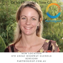 Dr Nici Williams - your gp